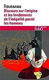 Discours sur l'Origine et les Fondements de l'Inegalite Parmi les Hommes, Jean Jacques Rousseau, J. Rousseau, 2070325415