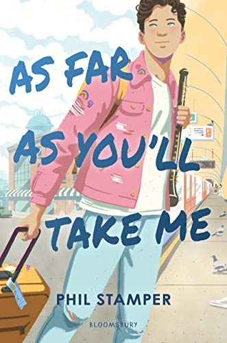 Book Cover: As Far As You'll Take Me