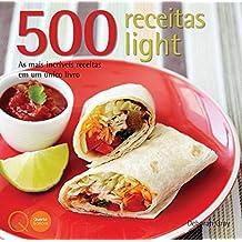 500 receitas lights