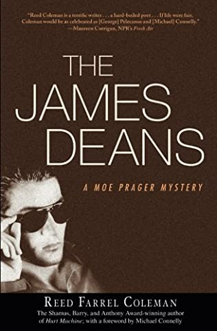 book cover of The James Deans