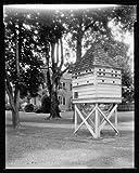 Photo: Brandon,estates,birdhouses,brickwork,Surry,VA,Virginia,Architecture,South,1931