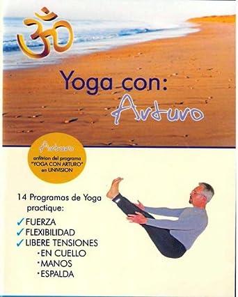 Amazon.com: Yoga Con Arturo (In Spanish): Arturo, H.Sandez ...