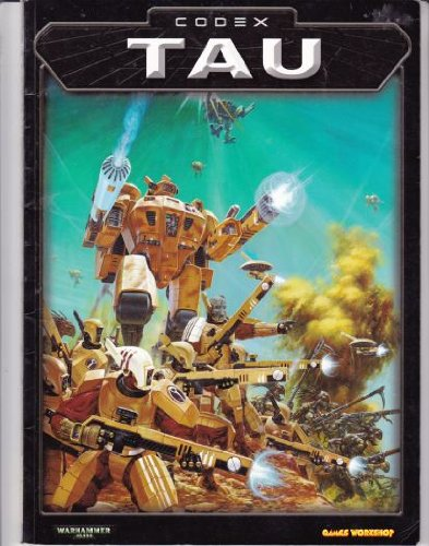 Codex:  Tau, Games Workshop; Workshop, Games