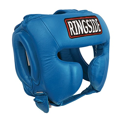- Ringside Fightgear Master's Competition Headgear (Red, Large)