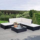 Rattenmbel-Gartenmbel-Lounge-Set-Ratten-Polyrattan-Edelstahl-Garnitur-Sitzgruppe-Lounge-Gartenmbel-Set