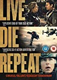 Live Die Repeat: Edge of Tomorrow [DVD] [2014]