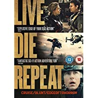 Live Die Repeat: Edge of Tomorrow [2014]