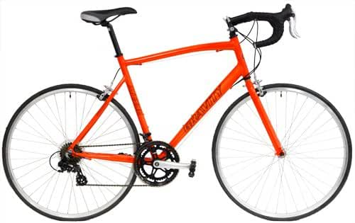 Gravity Ave A Road Bike Shimano 14 Speed Semi-Compact AL Frame Aero Fork