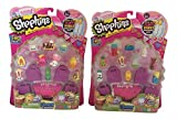 shopkins toys season 2 - Shopkins Season 2 - Two 12 Packs - 2 Different Sets of Visible Shopkins