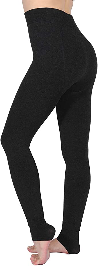 Aiglam Thermal Leggings Women, Fleeced