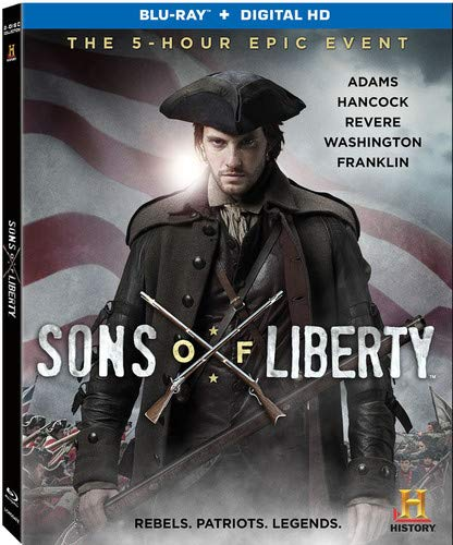 Sons Of Liberty [Blu-ray + Digital HD] (Ben And Sons Mens Watch)