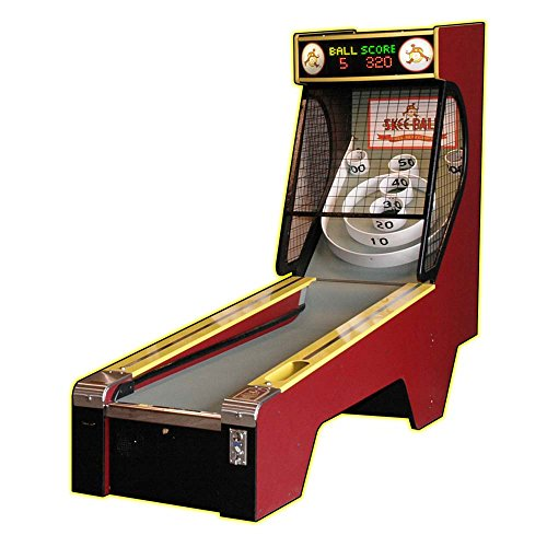 Skee-Ball 2010 Alley Size: (Skee Ball)