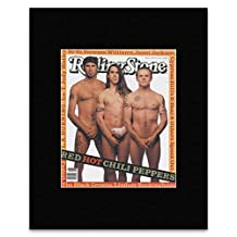 ROLLING STONE - Red Hot Chili Peppers 1992 Mini Poster - 19.3x15.9cm