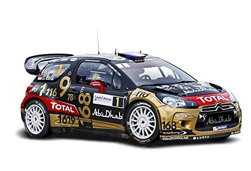 Citroen ds3 wrc Loeb- Elena Fabrica de juguetes