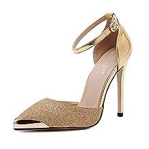 Hotchic Women's Sexy High Heel Shoes Summer Shoes