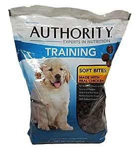 Amazon.com : Authority Training Soft Bites Dog Treats, 24