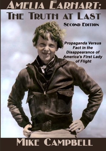 51GJuCoeXIL - Amelia Earhart: The Truth at Last: Second Edition