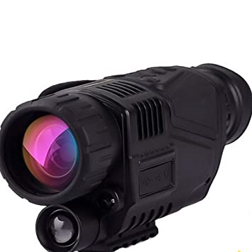 Amazon com: ZY Infrared Night Vision Digital Monocular, High