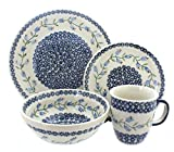 Product review for Polish Pottery Tulip 16 Piece Dinner Set