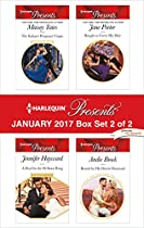 HARLEQUIN PRESENTS JANUARY 2017 - BOX SET 2 OF 2: THE ITALIAN'S PREGNANT VIRGIN\A DEAL FOR THE DI SIONE RING\BOUGHT TO CARRY HIS HEIR\BOUND