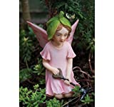 Kathys Show Tack Fiddlehead Fairy Village – Gardening Fairies – The Digging Fairy! Review