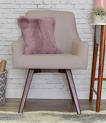 ELLE Décor Paige Home Office Chair - Pink