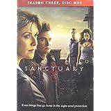 Sanctuary Season Three: 7-Disc Rental Co