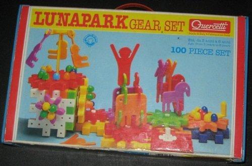 Quercetti Lunapark Building System Gear Set