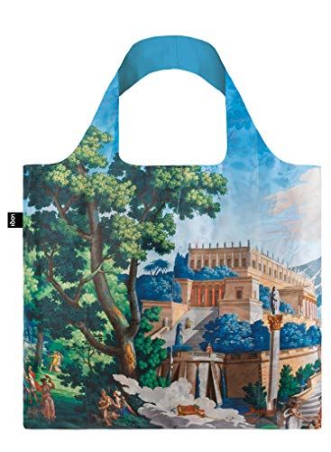 LOQI Museum MAD Landscape of Telemaque in Calypso Island Reusable Shopping Bag ()