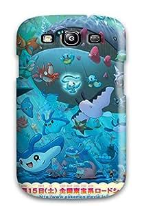 JessicaBMcrae Galaxy S3 Hybrid Tpu Case Cover Silicon Bumper Doraemon And Screensaver
