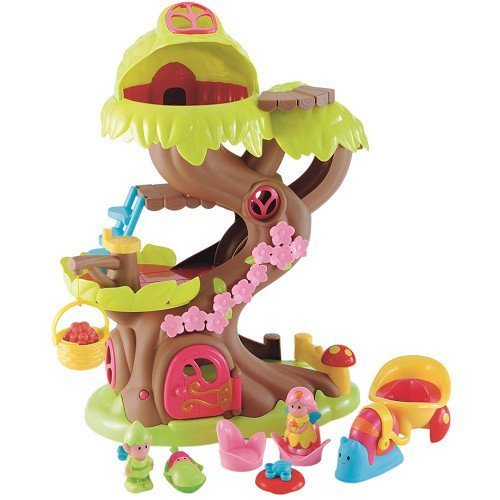ELC HAPPYLAND FOREST FAIRY TREEHOUSE AGE 18M+ PLAYSET - NEW by Peterkin