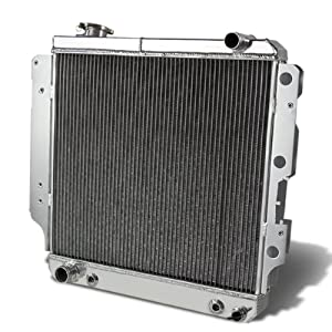 Jeep Wrangler 3-Row Full Aluminum Racing Radiator