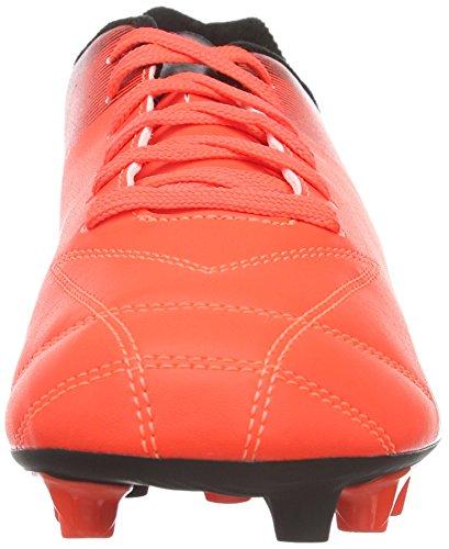 Puma Adreno Ii Fg, Botas de Fútbol para Hombre Rojo - Rot (Red blast-puma white-puma Black 08)