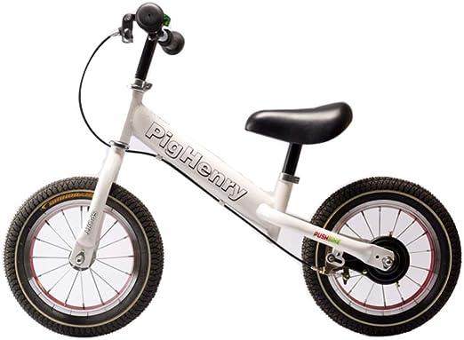 YSH 12 Marco De Acero Deslizador Bicicleta Niño Equilibrio ...