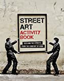 world atlas street art graffiti - Street Art Activity Book