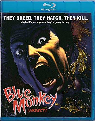 Blue Monkey (AKA Insect) [Blu-ray]