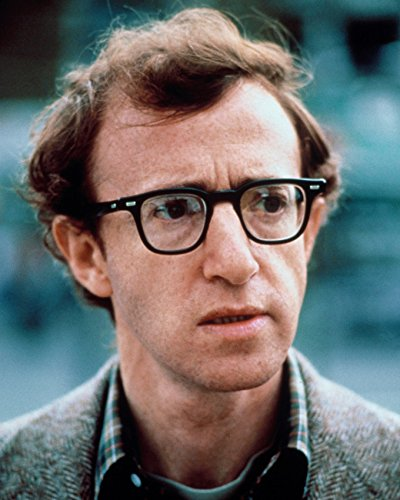 Woody Allen Annie Hall Classic In Glasses Portrait 16x20 Canvas ()