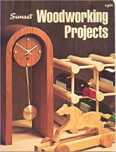 Book Sunset Woodworking Projects
