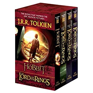 R.R. Tolkien Boxed Set