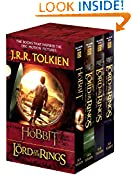 #3: The Hobbit and the Lord of the Rings (the Hobbit / the Fellowship of the Ring / the Two Towers / the