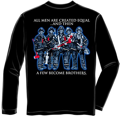 Erazor Bits Firefighter Brotherhood Firefighter Long Sleeves ADD-FF205LSL