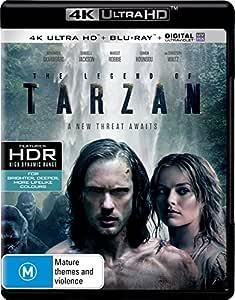 The Legend of Tarzan   (4K Ultra HD)