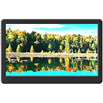 """GeChic 1503H 15.6"""" IPS 1080p Portable Monitor with HDMI, VGA input, USB Powered, Ultralight Weight, built-in Speakers, Rear Docking"""