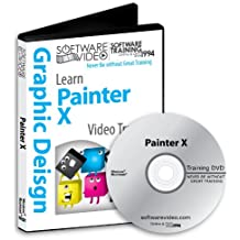 Software Video Learn Corel Painter X Training DVD Sale 60% Off training video tutorials DVD
