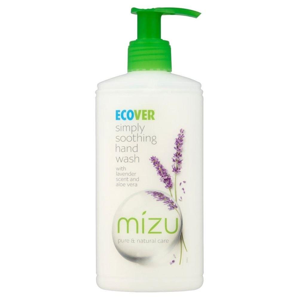 Ecover Liquid Hand Soap Lavender & Aloe Vera (250ml) - Pack of 2
