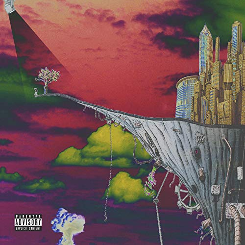 Story Of The Stairs [Explicit] (Machine Gun Kelly Story Of The Stairs)