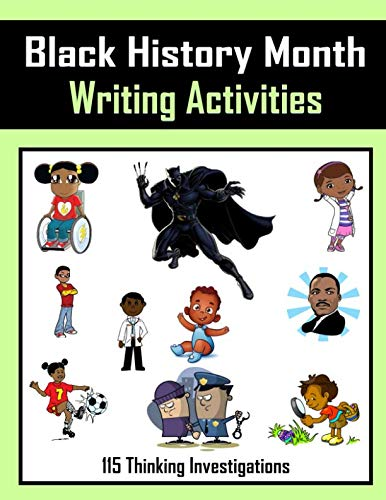 Black History Month Activities (Black History Month Writing)