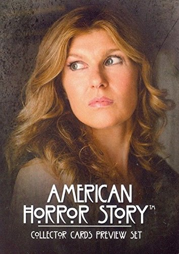 AMERICAN HORROR STORY 2013 BREYGENT PROMO CARD PREVIEW SET PHILLY NON-SPORT SHOW