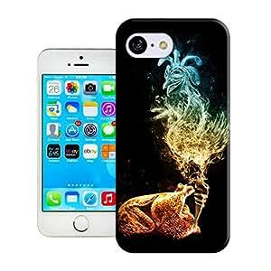BreathePattern-406.Roast-Chicken-Dinner Plastic Protective Case-Apple iPhone 5c case