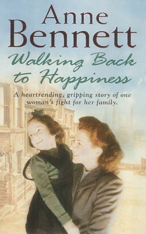 book cover of Walking Back to Happiness